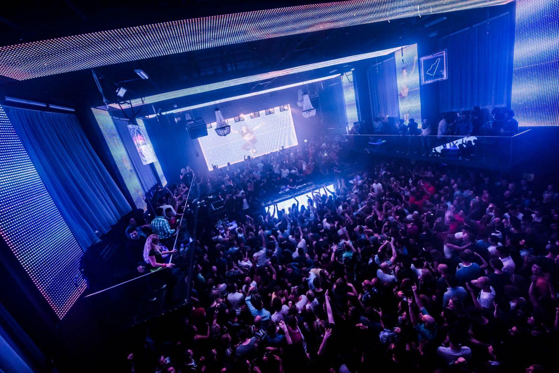 Dance Club - Night Club - Amusement - Rembrandplein, Amsterdam - Escape Amsterdam
